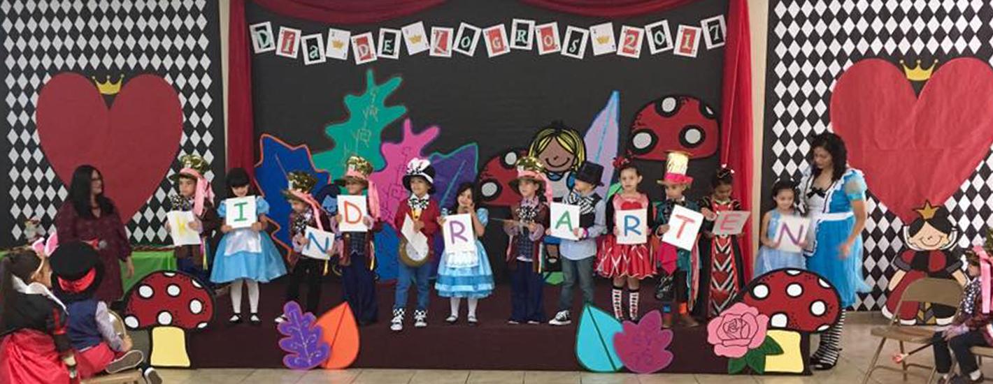 Día de Logros Kindergarten